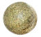 Игрушка  Деревенские лакомства  для кошек  Мятный шар малый 3,5 см - фото 5093