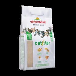 Биоразлагаемый комкующийся наполнитель Almo Nature Cat Litter - фото 10187