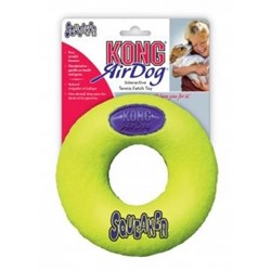 """Игрушка для собак KONG AIR """"Кольцо среднее"""" 12 см - фото 10306"""