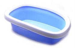 Туалет Stefanplast Sprint-20 с рамкой 58*39*17 см - фото 10321