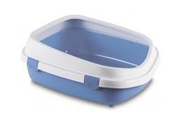 Туалет Stefanplast Queen с рамкой 71*55*24,5 см - фото 10324