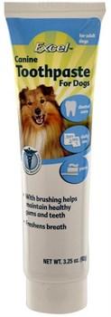 8 in 1 Зубная паста для собак EXCEL CANINE TOOTHPASTE Свежее дыхание 92 г. - фото 10362
