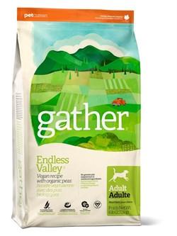 Органический вегетарианский сухой корм GATHER для собак - фото 10396