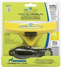 FURminator FURflex Комбо против линьки XL для собак гигантских пород - фото 10487