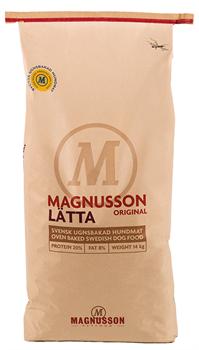 Сухой корм MAGNUSSON Original Latta для взрослых собак – контроль веса - фото 10743