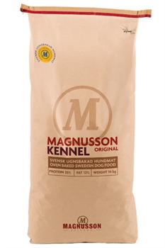 Сухой корм MAGNUSSON Original Kennel для взрослых собак - фото 10745