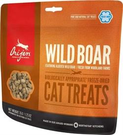 Лакомство Orijen Wild Boar Cat для котят и кошек - фото 11028