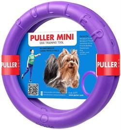 Тренировочный снаряд Puller (Пуллер) MINI для собак мелких пород D 18 см - фото 11061