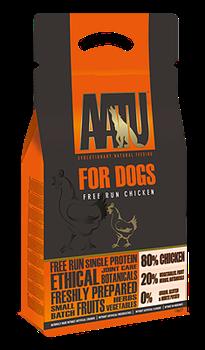 Беззерновой cухой корм AATU Adult Dog Chicken для взрослых собак с курицей - фото 11119