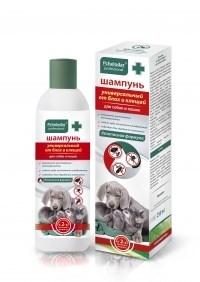 Шампунь Пчелодар Универсальный от блох и клещей для собак и кошек 250 мл - фото 11407