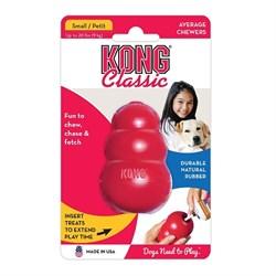 Игрушка для собак малых пород KONG CLASSIC 7 x 4 см - фото 11464