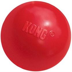 Игрушка для собак малых пород KONG Мячик под лакомства 6 см - фото 11468
