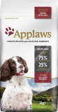 Беззерновой сухой корм APPLAWS Dry Dog Lamb Small/Medium Breed Adult для собак малых и средних пород с ягненком, курицей и овощами - фото 11503