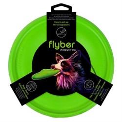 Flyber - двусторонняя летающая тарелка d22 см - фото 11798