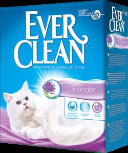 EVER CLEAN LAVANDER с ароматом лаванды