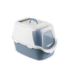 Туалет закрытый Stefanplast Cathy Filter Easy Clean с угольным фильтром, 56*40*40см - фото 12021