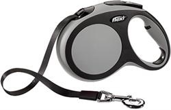 Поводок-рулетка Flexi New Comfort L (до 60 кг) лента 5 м - фото 12264