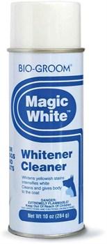 Спрей-мелок Bio-Groom Magic White белый выставочный - фото 12985
