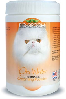 Пудра для груминга мягкая Bio-Groom Pro White Smooth - фото 12990
