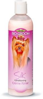 Кондиционер-ополаскиватель Bio-Groom для блеска и гладкости шерсти Silk Condition - фото 12994