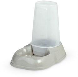 Миска-диспенсер нескользящая MPS MAYA Dispenser для воды и сухого корма - фото 13673