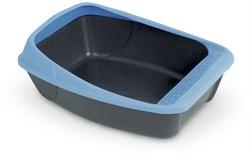 Туалет-лоток MPS VIRGO 52х39х20h см с рамкой - фото 13698