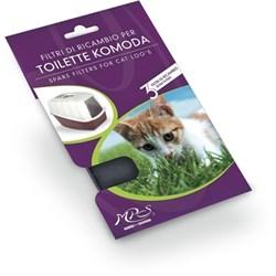 Фильтры для био-туалетов MPS Komoda и Netta 3 шт. - фото 13700