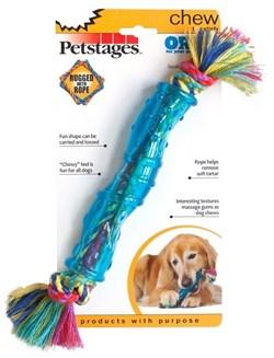 """Игрушка для собак Petstages """"ОРКА палочка"""" 25 см - фото 13738"""
