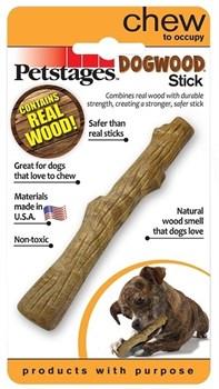 Игрушка для собак Petstages Dogwood палочка деревянная - фото 13751