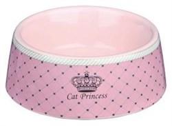 Миска керамическая для кошек Trixie Princess - фото 13831