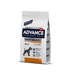 Сухой корм ADVANCE Weight Balance для собак средних и крупных пород при ожирении - фото 14032