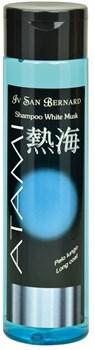 Шампунь-антистатик Iv San Bernard Atami для длинной шерсти Белый мускус - фото 14091