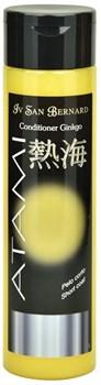 Кондиционер нежный Iv San Bernard Atami для короткой шерсти и голых пород Гинко Билоба - фото 14092