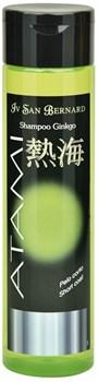 Шампунь защитный Iv San Bernard Atami для короткой шерсти и голых пород Гинко Билоба - фото 14093