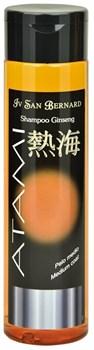 Шампунь-антиоксидант Iv San Bernard Atami для шерсти средней длины и в период линьки Женьшень - фото 14098