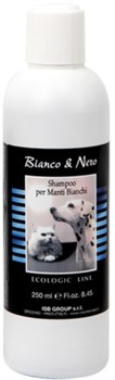 Шампунь Iv San Bernard Black/White для белой шерсти - фото 14105