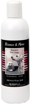 Шампунь Iv San Bernard Black/White для длинной шерсти - фото 14106