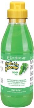 Шампунь Iv San Bernard для любого типа шерсти с витамином В6 Fruit of the Grommer Mint - фото 14121