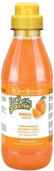 Шампунь Iv San Bernard для слабой выпадающей шерсти с силиконом Fruit of the Grommer Orange - фото 14123