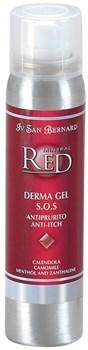 Гель-анестетик Iv San Bernard Mineral Red Derma Gel SOS противозудный для кожи - фото 14126