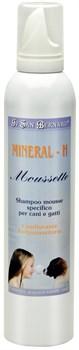Сухой антипаразитарный шампунь-пенка Iv San Bernard Mineral для бороды и усов собак - фото 14138