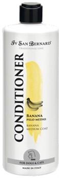 Кондиционер Iv San Bernard Traditional Line Banana для средней шерсти - фото 14149