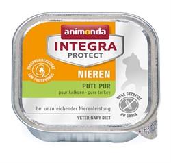 Консервы Animonda Integra Renal с индейкой для кошек при хронической почечной недостаточности - фото 14309