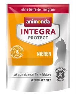 Сухой корм Animonda Integra Renal для кошек при хронической почечной недостаточности - фото 14311