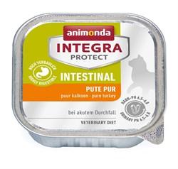 Консервы Animonda Integra Intestinal с индейкой для кошек при нарушении пищеварения - фото 14318