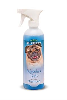 Шампунь-спрей без смывания Bio-Groom Waterless Bath без смывания для собак и кошек - фото 14474