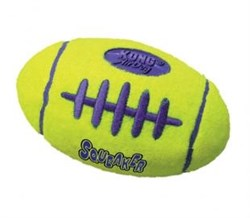 Игрушка для собак KONG AIR Регби - фото 14764