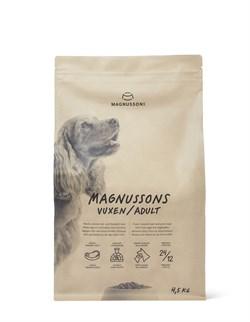Сухой корм MAGNUSSONs Adult для взрослых собак всех пород - фото 14856