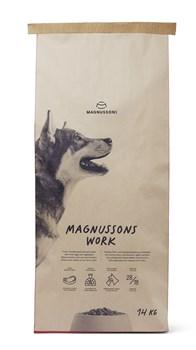 Сухой корм MAGNUSSONs Work для активных собак - фото 14863