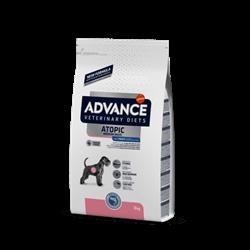 Сухой корм ADVANCE Atopic для собак средних и крупных пород при дерматозах и аллергии - фото 15084